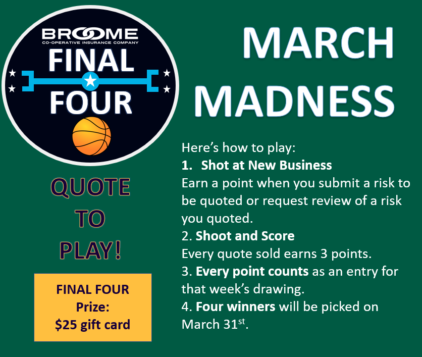 March Madness Final Four Promo